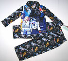 Nwt New Lego Star Wars Coat Pajamas Sleepwear Luke Skywalker Darth Vader Boy