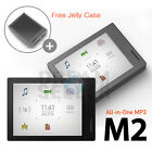 "COWON iAudio M2 Digital Media Player MP3 HiFi 32GB 2.8"" LCD Touch Free Jelly"