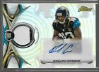 2015 Topps Finest Refractor Rashad Greene Auto 2 Color Player Worn Patch Rc
