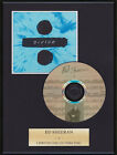 ED SHEERAN - Framed CD Presentation Disc Display - MULTI LISTING