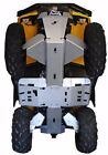 Ricochet Off-Road 8 PC Complete Skid Plate Set, 2012-16 Can-Am Outlander