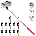 EXTENDABLE SELFIE STICK MONOPOD WITH AUX CABLE AUXILARY FOR LATEST MOBILE PHONES