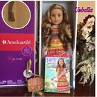 American Girl Lea Clark Doll of the Year Book Necklace Messenger Bag LEAH NIB