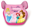 Childs Car Booster Seat, Group 2/3  (15-36 kgs) DISNEY Cars Frozen Peppa Mickey