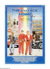 STAR TREK IV THE VOYAGE HOME Movie Poster RARE VERSION William Shatner Spock on eBay