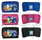 Disney Inside Out Kids Tri-Fold Wallet Coin Purse Bag