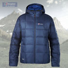 Berghaus Men's Burham Waterproof Insulated Hydroloft Jacket - Authorised Dealer