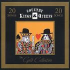 GOLD COLLECTION COUNTRY KINGS & QUEENS NEW CD ROCK TIME