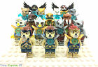 LEGO Genuine Chima Minifigures To Choose From Lennox Laval Eris Equila Crug ETC