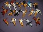 Vintage TIMMEE Mounted Cowboys + Indians Big Lot