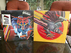 Judas Priest  Screaming for Vengeance vinyl LP RECORD LOT DEFENDERS OF THE FAITH