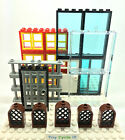LEGO Windows & Doors / Glass / Jail Cell Bundles - Over 50 Packs To Choose From