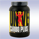 UNIVERSAL NUTRITION CARBO PLUS  unflavored carbohydrate carb