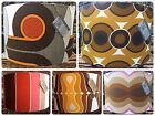Genuine Vintage Retro Original Fabrics Custom Handmade Drum Lampshades Eames Era