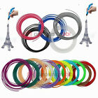 Assortiment Fil Filament ABS PLA 1.75 mm Stylo ou imprimante 3D Lot de 5 à 250M