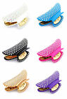 LARGE DIAMANTE HAIR CLIP CLAW GRIP CLAW CLAMP BUTTERFLY CLIP CLAMP