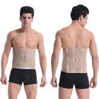 Lower Back Lumbar Waist Support Belt Pain Relief Brace Strap Posture Trimmer B18
