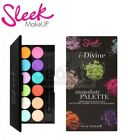SLEEK MAKEUP I-DIVINE 12 COLOURS EYESHADOW PALETTE 100% GENUINE GUARANTEED <br/> *Fast &amp; free Same Day Dispatch*