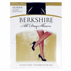 New Berkshire Queen All Day Sheer Non-Control Top Pantyhose - Sandalfoot 4416