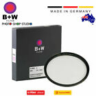 B+W Clear UV Haze Camera Lens Filter (010) Made in Germany 39 42 49 52 67 77 82