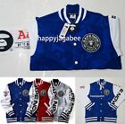 A BATHING APE Men's - AAPE SW SWEAT SHIRT Varsity Jacket 3colors From Japan New