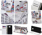City Plaza Luxury Wallet Card Leather Case For SamSung series S7 A3 J1 (2016) SF