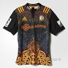 Chiefs Rugby Jersey Shirt 2016 Home Super 18 New Zealand Official Adidas Mens
