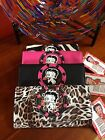 classic betty boop POCKET BOOK - wallet  checkbook holder - 4 great designs $26.44 CAD on eBay
