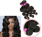3 bundles/300g Malaysian Body Wave Virgin Hair Human Queen Extension Weft 6A
