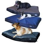 CARIBU 600 Denier DOG BED Strong, Soft & Waterproof.  Indoor or Outdoor. 3 Sizes