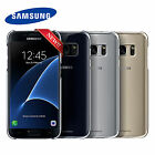 New! 100% Genuine Official SAMSUNG GALAXY S7 Clear View Case Cover EF-QG930