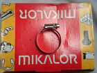 Mikalor Stainless Steel Hose/Jubilee Clips 30-45mm  12mm Width  Motorboat Yacht