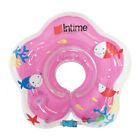 Newest Baby Swimline Bathtub Air Float Swim Ring Inflatable Neck Tube Water Fun