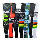 2016 Men Cycling Leg Sleeve Warmer Cover Bike Sun UV Protection Sunscreen S-2XL