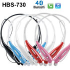 Wireless Bluetooth Sports Stereo Headsets headphone For Samsung iPhone LG SONY