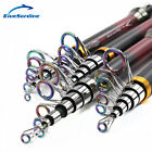 Telescopic Fishing Rod Carbon Mix Pesca Canne Peche Spinning Rod Fishing Tackle