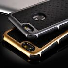 New Shock-proof Metallic Bumper Frame Silicone Back Case Cover for iPhone 5 / 6