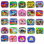 DISNEY CHARACTER INSULATED LUNCH BAGS OFFICIAL LICENSED ITEMS