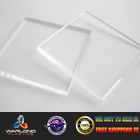 Perspex® / Acrylic Clear Cut Panels – Select Your Size – Free Postage!!!