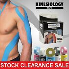 3x5cm*5m Rolls Kinesiology tape Elastic Sports Tape Injury Muscle Physio Support