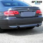 2007-2012 BMW 3 Series Coupe M3 Style Rear Lip Spoiler