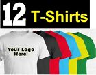 Personalized  t-shirt with your custom text printed t shirts (12) T-SHIRTS