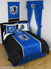 Dallas Mavericks Comforter & Sheet Set Twin Full Queen King Size