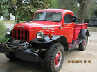 Dodge: Power Wagon B3-PW126, 9500 GVW