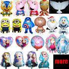 Different Balloon Birthday Party Decoration Cartoon Cute Character Gift Princess