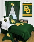 Baylor University Bears Bed in a Bag Comforter Set Twin to Queen Size