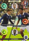 PANINI ADRENALYN XL UEFA EURO 2016 - CHOOSE YOUR FRANCE TEAM CARDS 118 TO 135