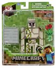 "MINECRAFT 3"" Action Figure Toy - Steve, Zombie, Creeper and more!"
