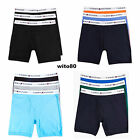 TOMMY HILFIGER Boxer Briefs Mens Underwear Classic Cotton 3 Pack S M L XL NEW