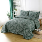 Rust Orange Brown Paisley Double Queen King Size Bed Quilt Doona Duvet Cover Set